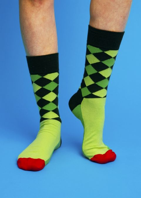 Square 02 - HAPPY SOCKS (sq10 - 002)